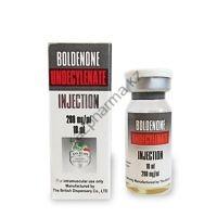 Boldebolin (Болденон) British Dispensary балон 10 мл (200 мг/1 мл)