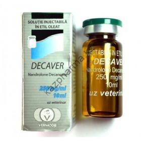 Decaver (Дека, Нандролон деканоат) Vermodje балон 10 мл (200 мг/1 мл)