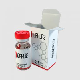 Пептид IGF-1 LR3 Nanox (1 флакон 1мг)